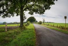 Ferme du Faascht route vers Tontelange